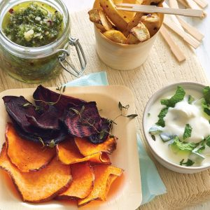 Healthy recipes for entertaining