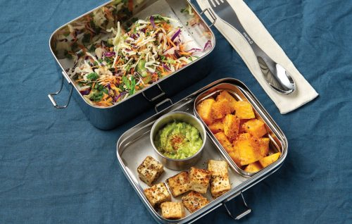 Editor's letter: The beauty of bento