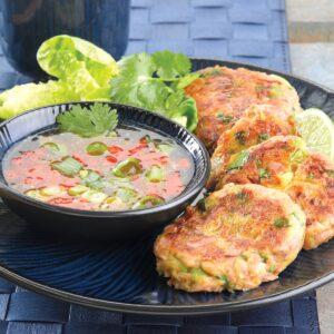 Vietnamese fish cakes