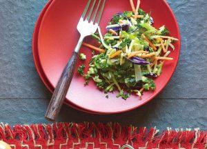 Winter coleslaw