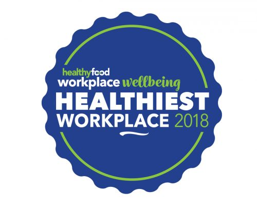 Healthiest workplace 2018