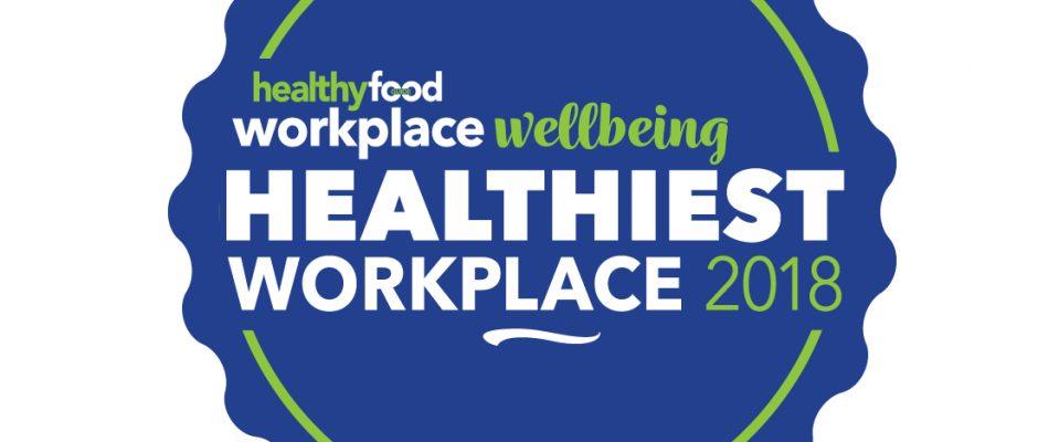 Healthiest workplace 2018