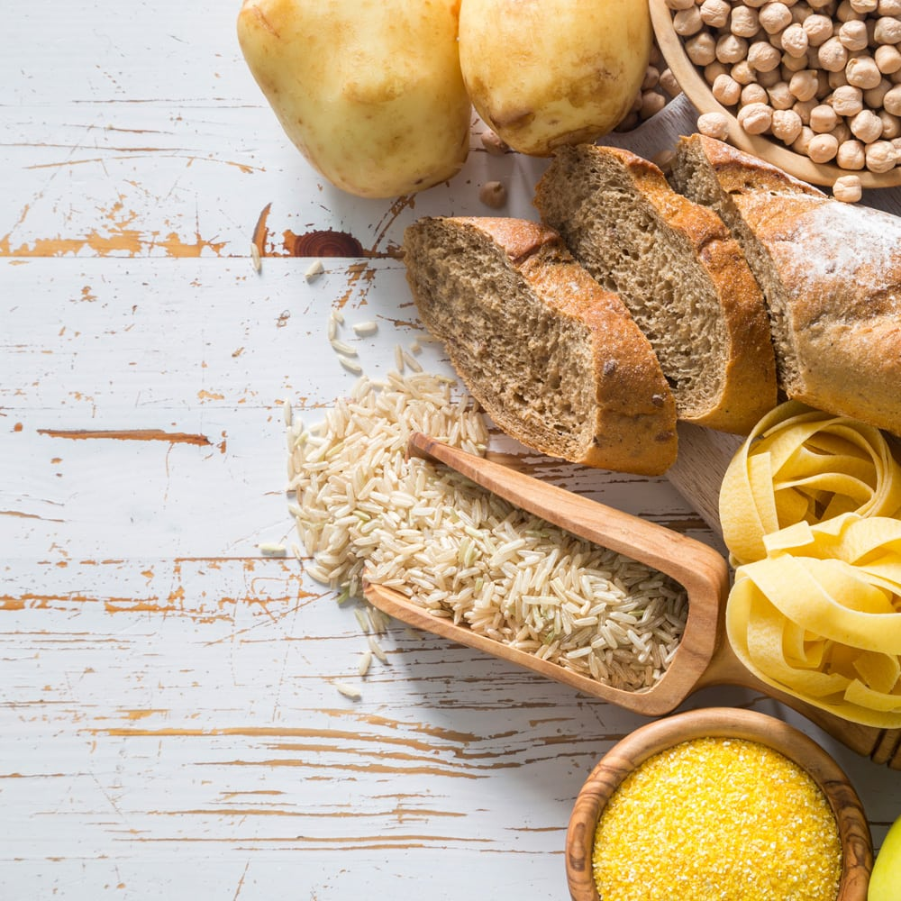 Three reasons you shouldn't fear carbs