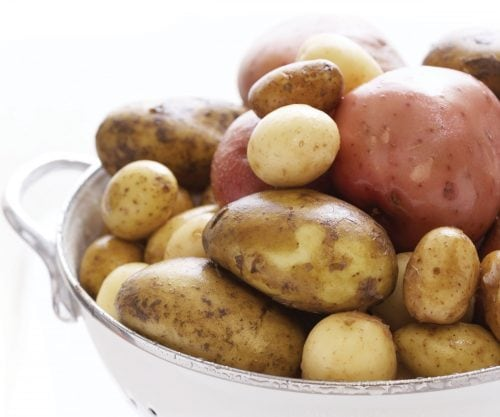 How to choose potatoes