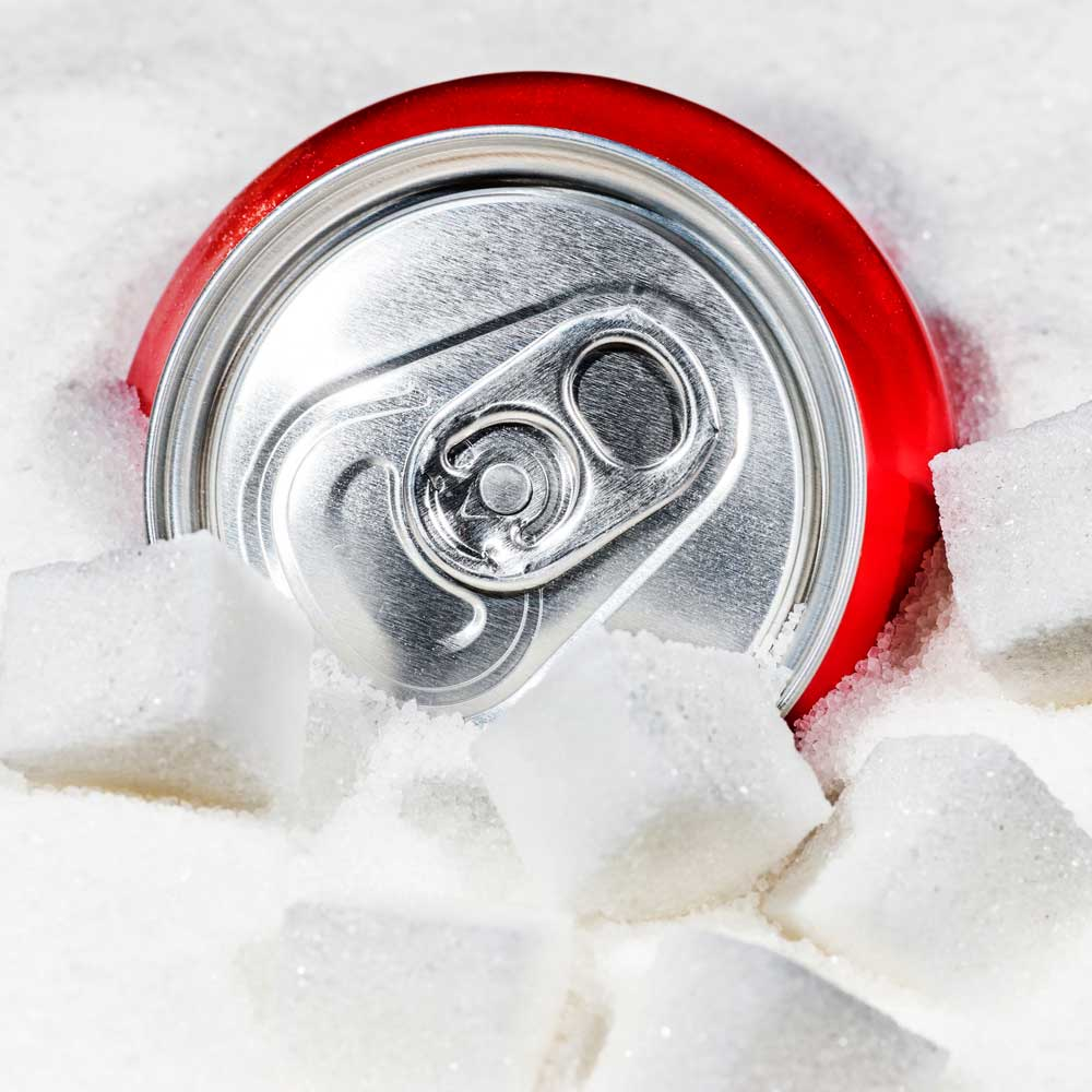 Sugary drinks too sweet for healthy diet