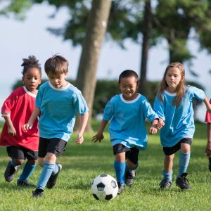 Kiwi kids rate second in the world for physical activity