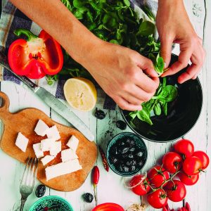 How to cook like a vegetarian