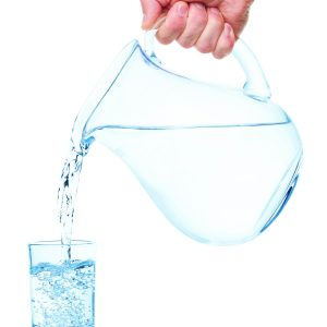 Water, the simple secret to feeling fresh