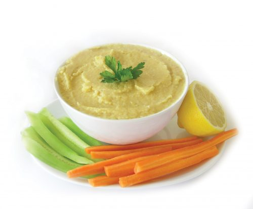 10 ways with hummus
