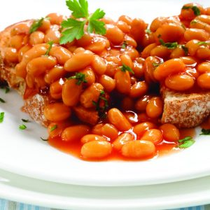 What to eat with Baked Beans