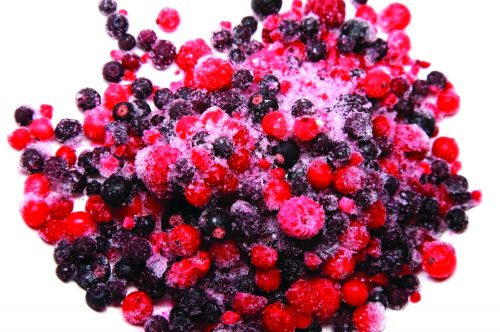 10 ways with frozen berries