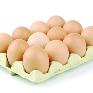 12 ways with eggs