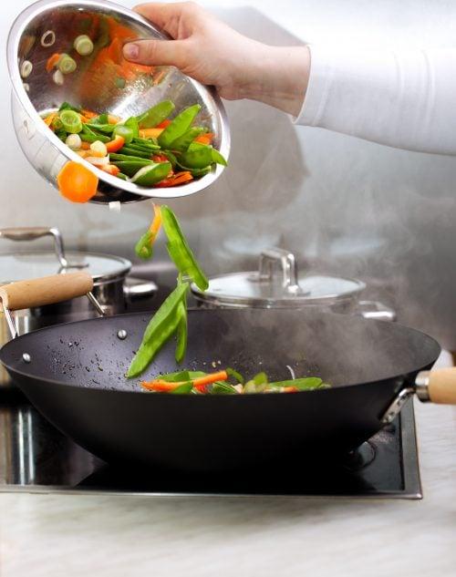 20-minute stir-fries