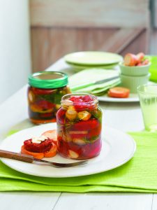 Antipasto preserves