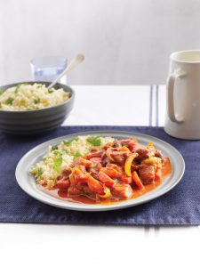 Aromatic lamb stew