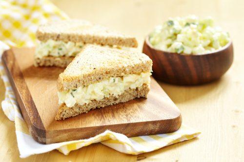 Ask Niki: Egg sandwiches