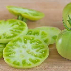 How to use unripe, green tomatoes