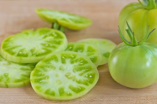 Ask Niki: Green tomatoes
