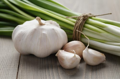 Ask Niki: Onions and garlic