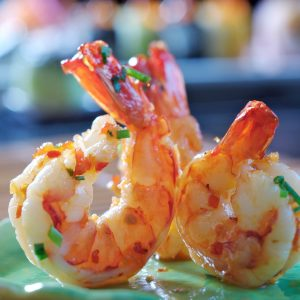 Ask the experts: Cooking prawns