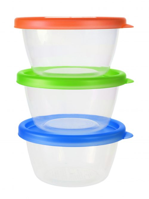 Ask the experts: Freezing food in plastic containers