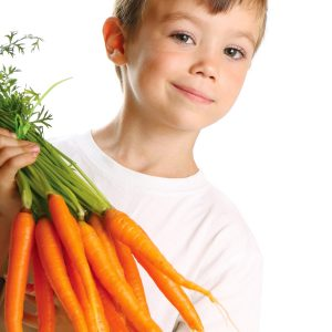 Ask the experts: Getting kids to eat veges