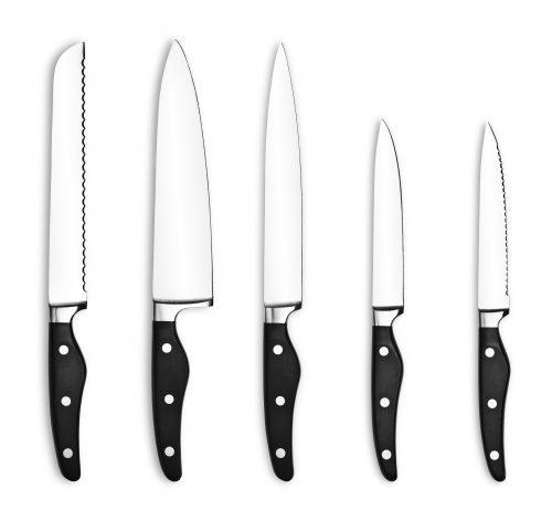 Back to basics: Knives