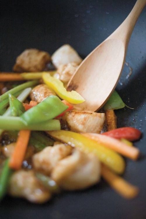 Back to basics: Stir-fries