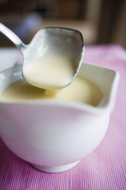Back to basics: White sauce