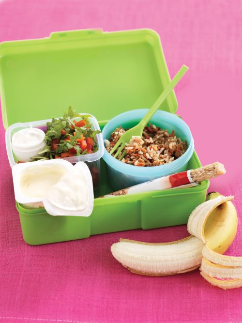 Back-to-school special: How to pack a healthy lunchbox