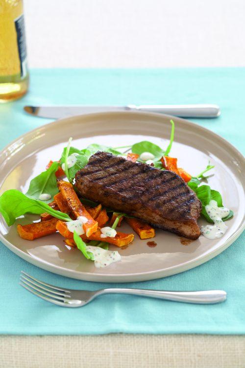 Back to basics: Steak