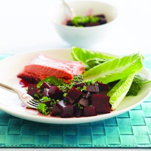Balsamic beetroot