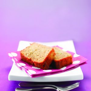 Banana spice loaf