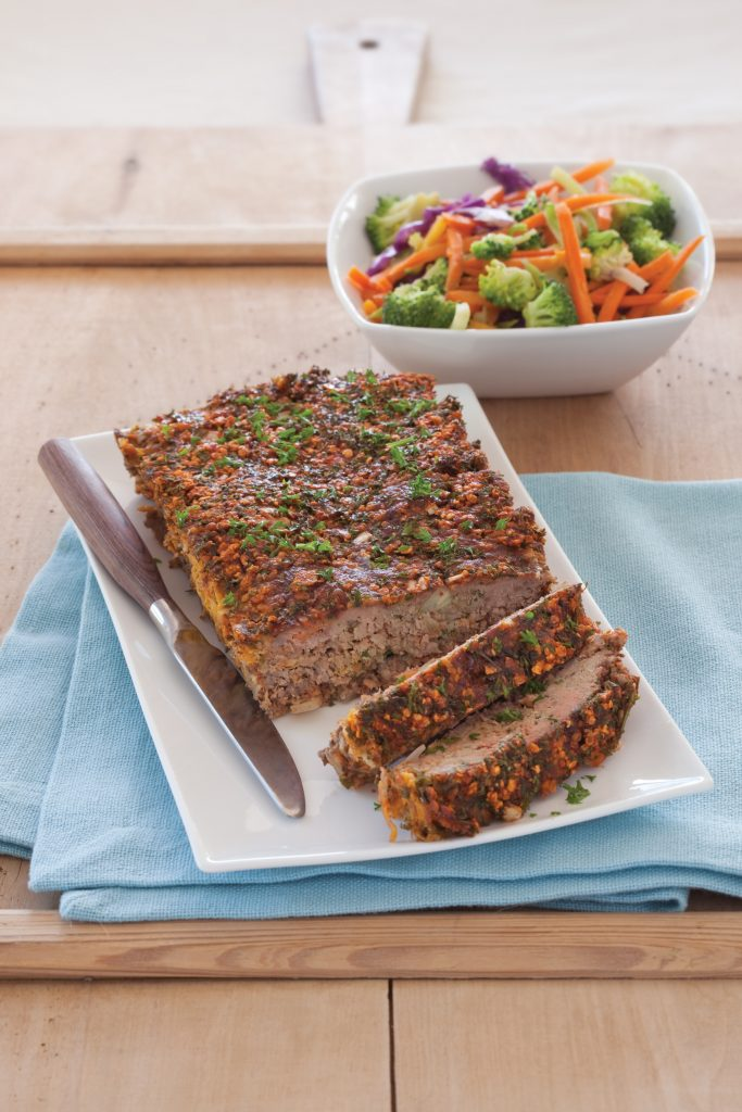 Basic minced meat: 10 meals!