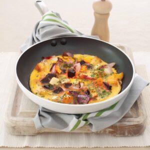 Basic roasted vegetables: 10 meals!