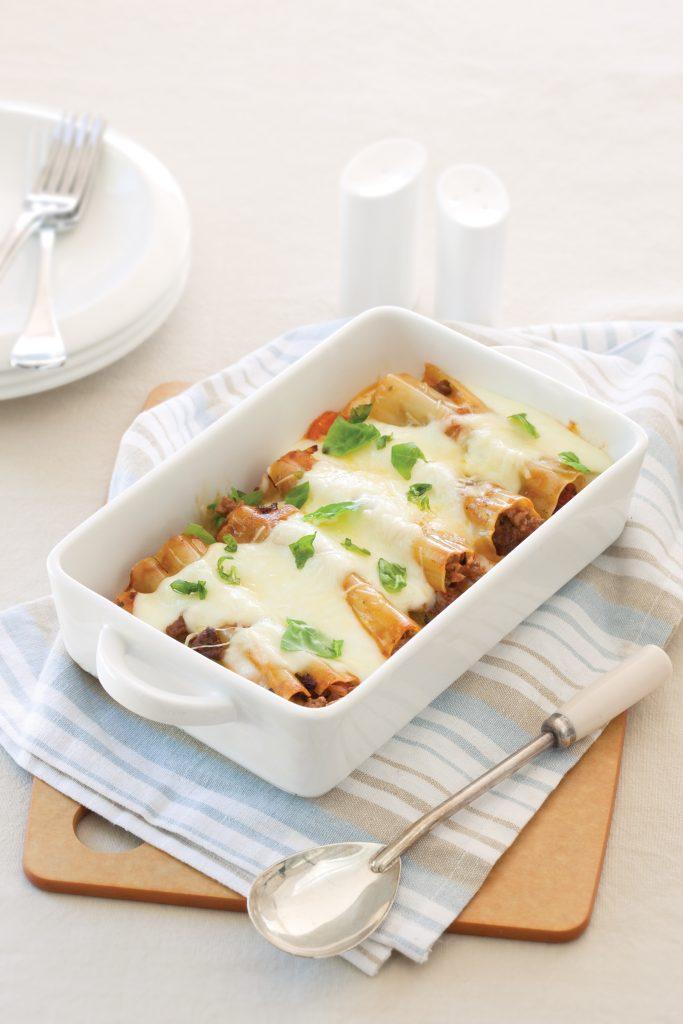 Basic savoury mince: 10 meals!