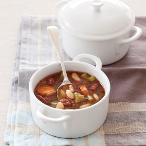 Basic soup: 10 meals!