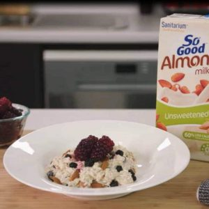 Bircher muesli (sponsored)