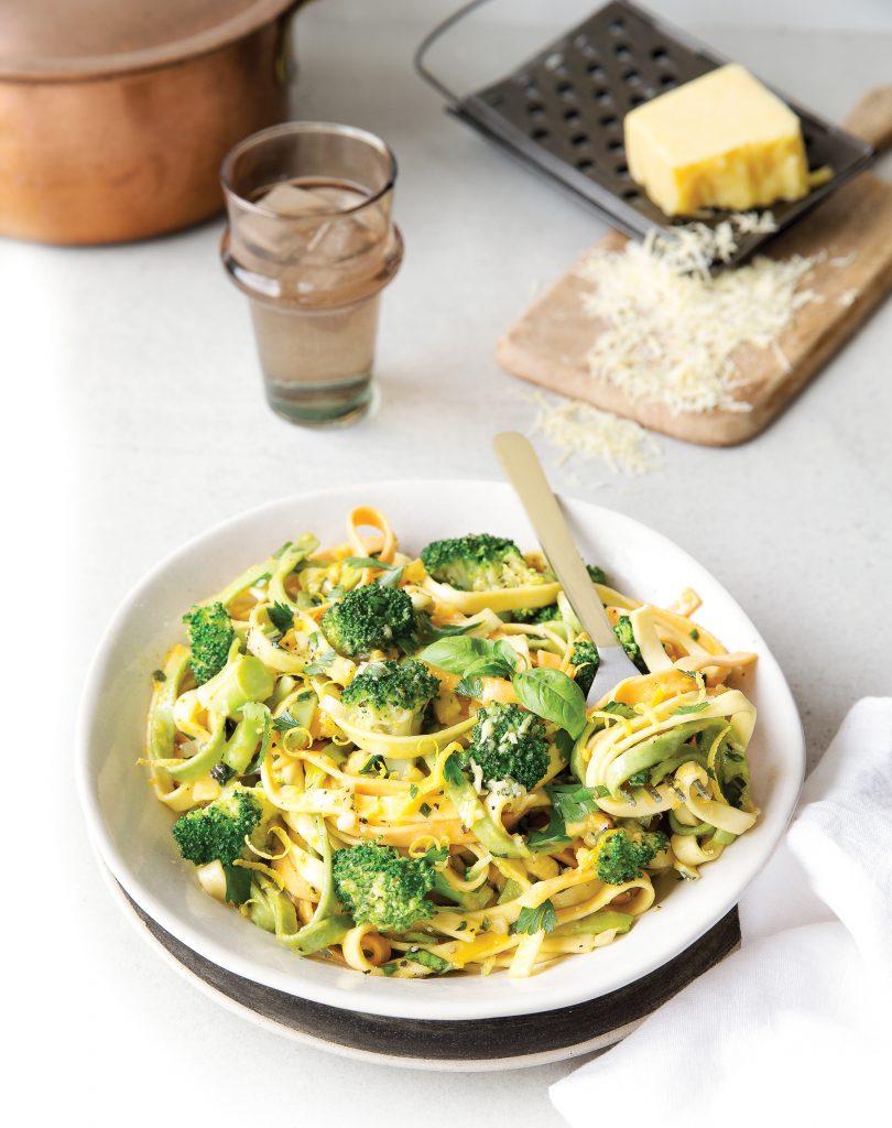 Broccoli Carbonara Healthy Food Guide