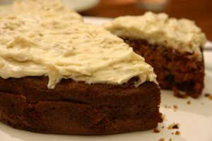 Carrot and nut cake: Recipe for littlies