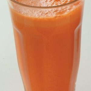 Carrot zinger juice boost