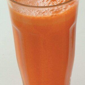 Carrot zinger juice boost