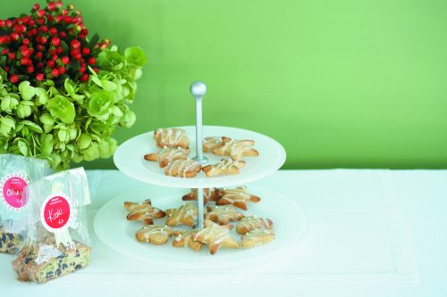 Christmas spice biscuits