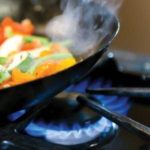 Cooking veges for maximum goodness