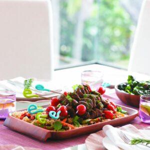 Easy entertaining: Cheat's cuisine