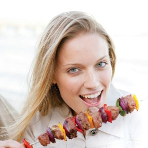 Eat less and feel full: How protein can help you