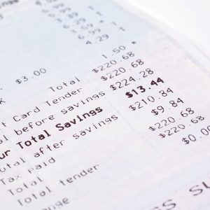 Eat well, spend less: Shopping lists
