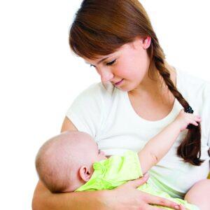 Eating for breastfeeding