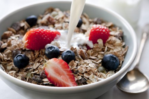 Everyday shopping: Breakfast cereals