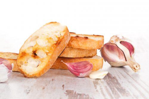 Extreme makeover: Garlic bread